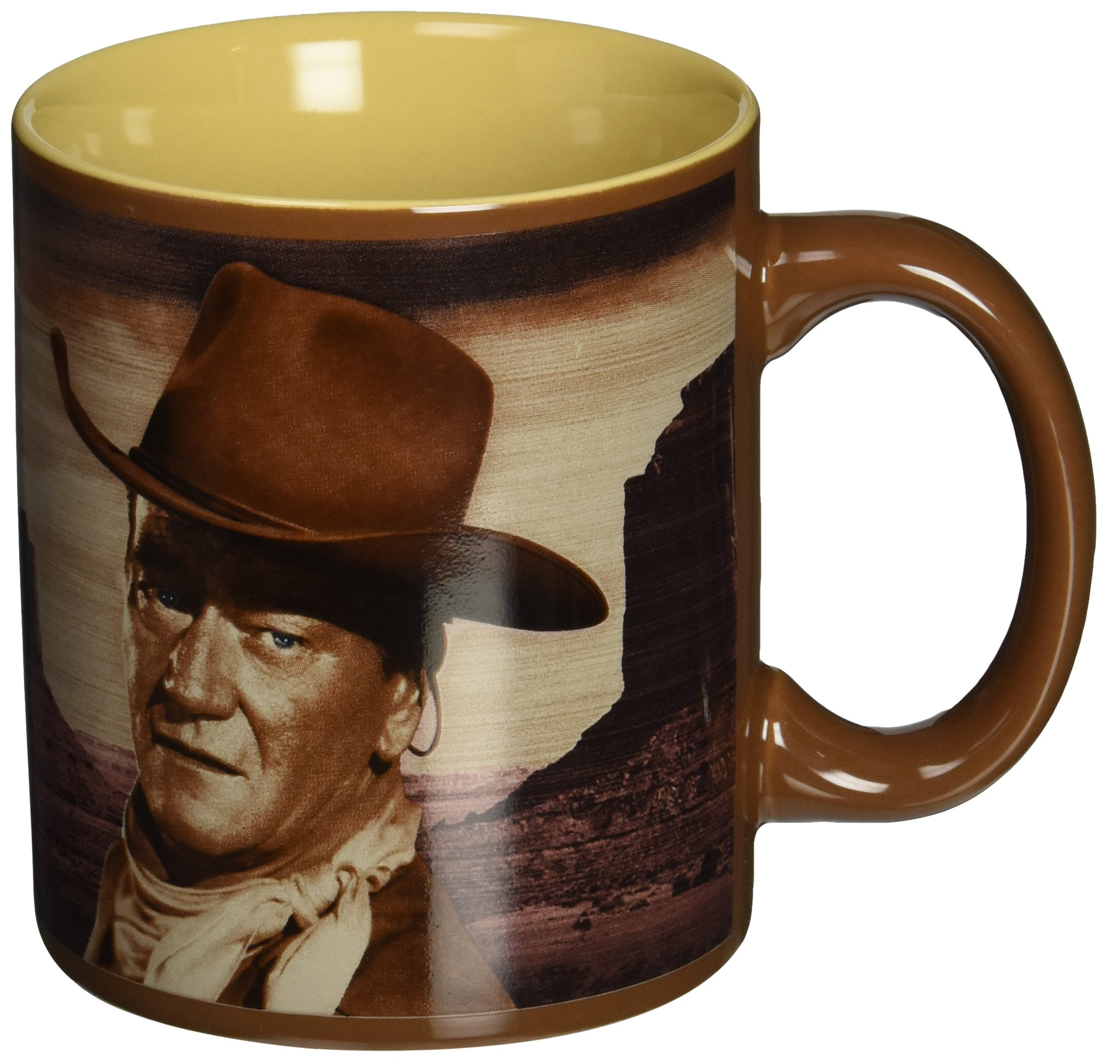 surprising inspiration awesome mugs. Vandor 15161 John Wayne  A Man s Got To Do 12 oz Ceramic Mug Brown Best Rated in Mugs Helpful Customer Reviews Amazon com