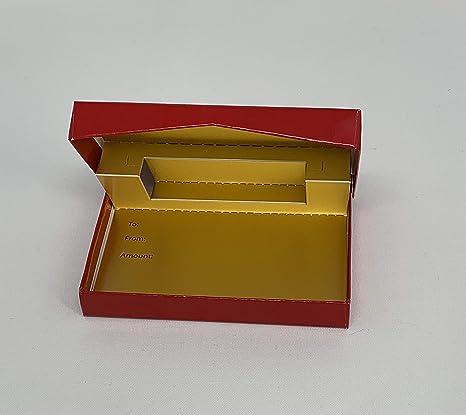 Amazon.com: Soporte para tarjetas de regalo, caja de regalo ...
