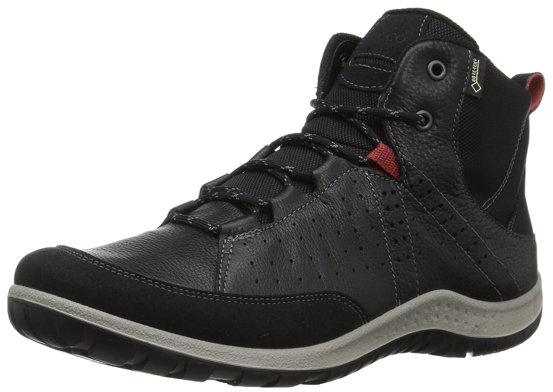 ECCO Women's Aspina GTX High Hiking Shoe B076ZWWVVL 42 M EU (11-11.5 US)|Black