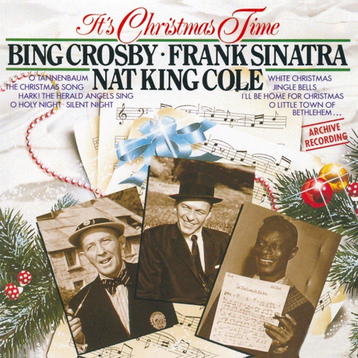 It\'s Christmas Time - Sinatra, Cole, Crosby: Amazon.de: Musik