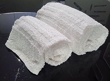 Kwedoo Set de 2 Toallas de Baño y Ducha | Toallas de Lujo, 100% Algodón Premium, Súper Absorbentes | Ultra Confortable de Calidad para Hotel | Tamaño de ...