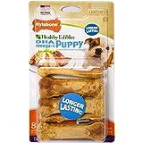Nylabone Healthy Edibles Dog Chew Treat Bones for Puppies