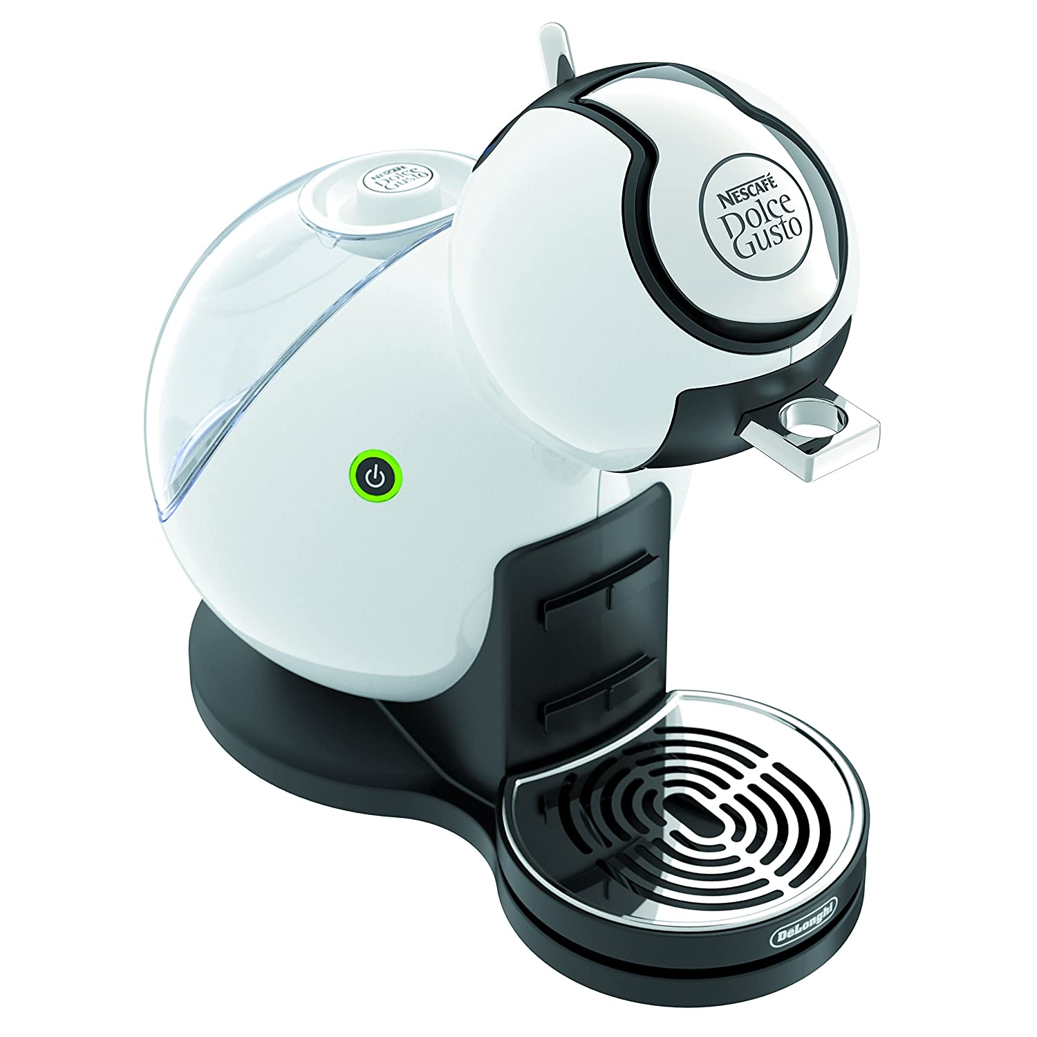 Delonghi Dolce Gusto Melody 3 - Máquina de café (Expresso, 15 Bar), color blanco: Amazon.es: Hogar