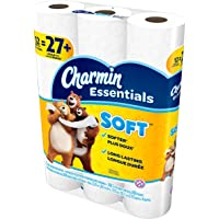 Charmin Soft Giant Roll, 12 Count of 200 2-Ply Sheets Per Roll
