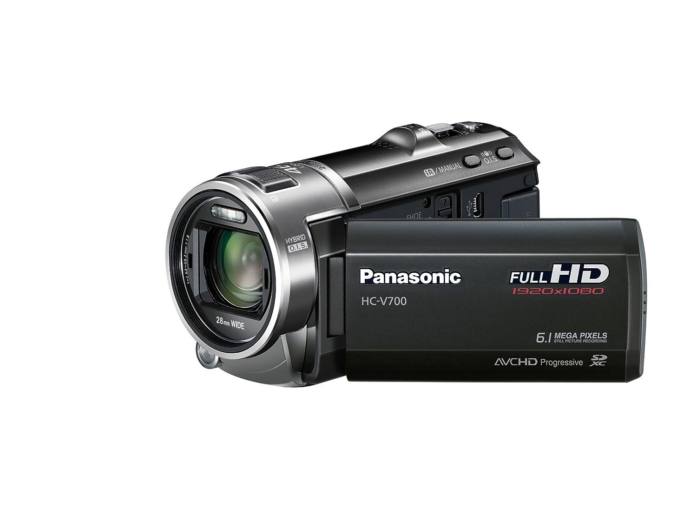 amazon com panasonic hcv700k 3d full hd 28mm wide angle sd rh amazon com Nikon Digital Camera Digital Camera Batteries