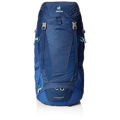 Deuter Futura Pro 44 EL Mochila, Unisex Adulto, Azul (Midnight/Steel), 24x36x45 cm (W x H x L): Deportes y aire libre