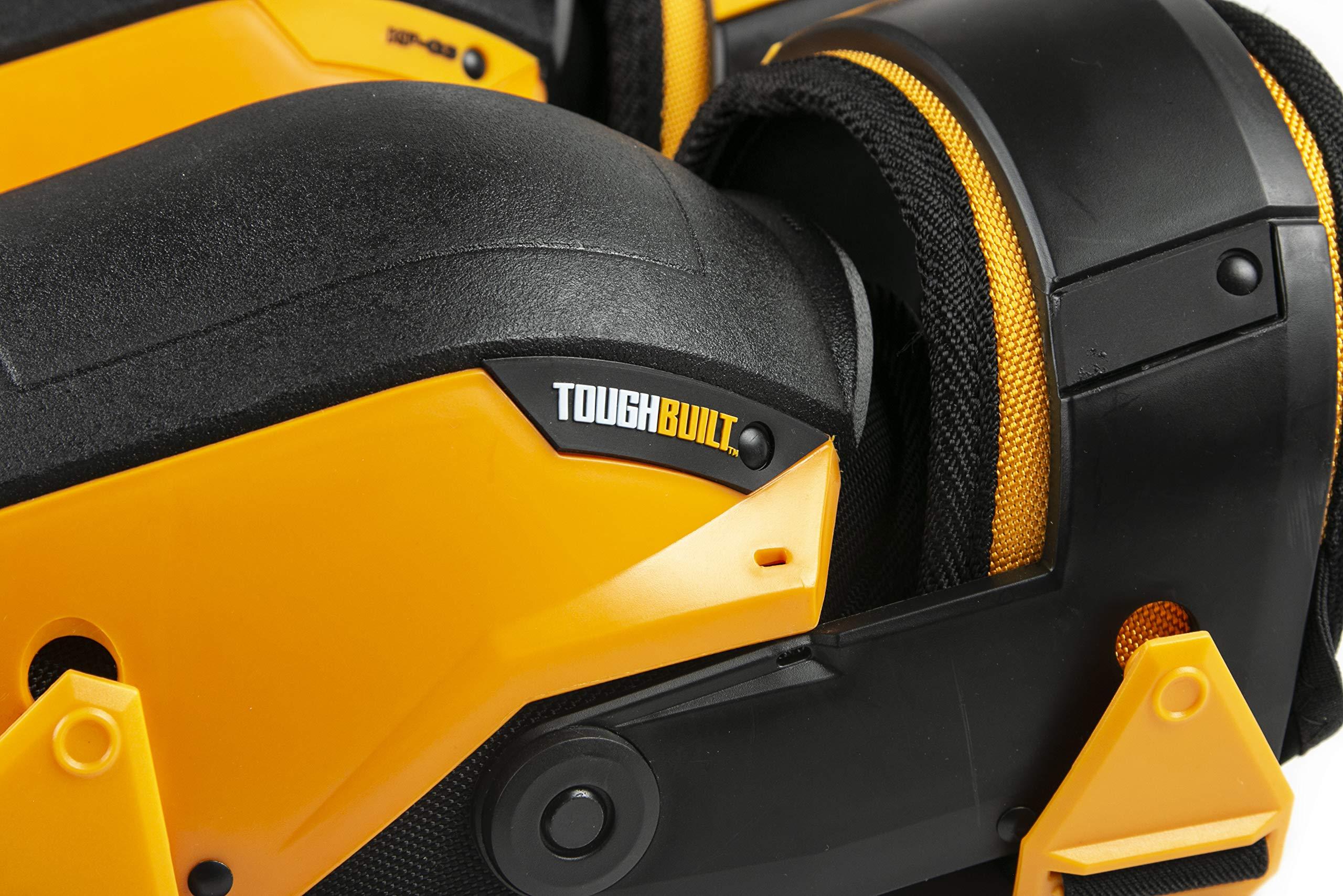 c48b3b6623 Toughbuilt KP-G3 Gelfit Thigh Support Stabilization Knee Pads - Ergonomic  Fit - TOU-KP-G3 < Kneepads < Tools & Home Improvement - tibs