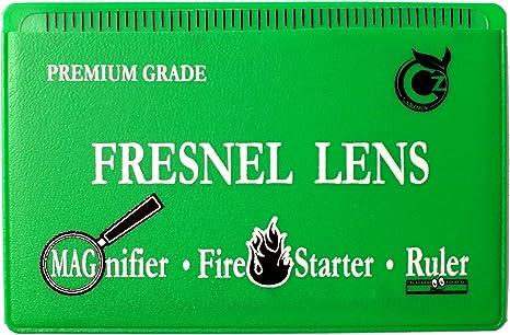 Amazon.com: Premium grado lente Fresnel portafolios de ...