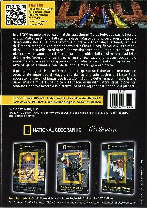 Marco Polo - Le Verita Oltre La Leggenda Italia DVD: Amazon.es ...