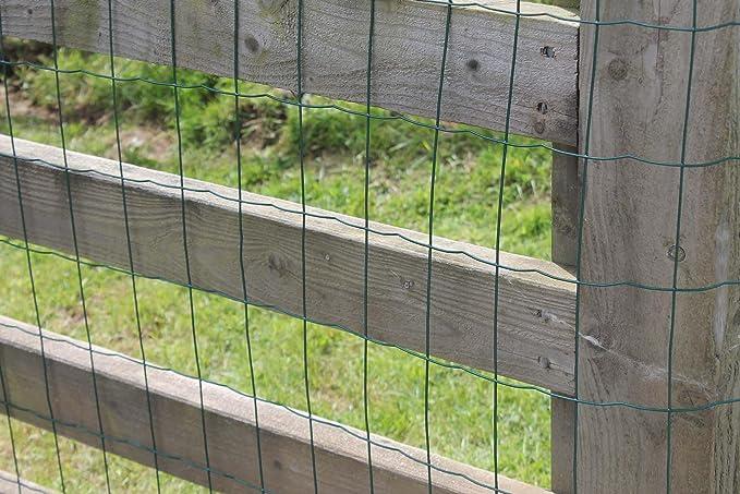 Gartenzaun Gr U Ner Kleintierzaun Gehege Auslauf Kaninchen Hundezaun