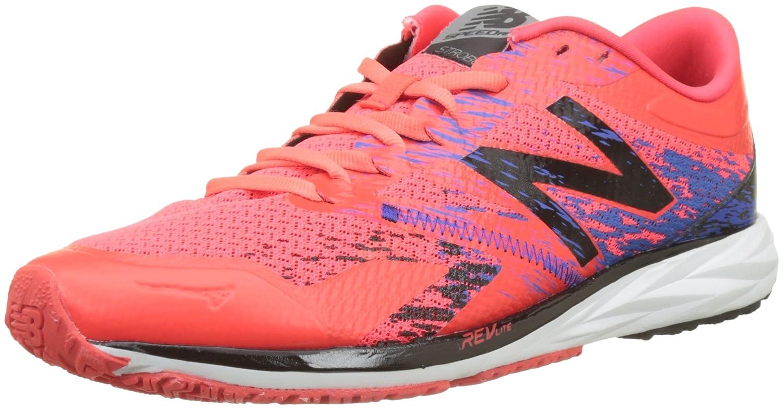New Balance Mstrorb1, Zapatillas Deportivas para Interior para Hombre, Rojo (Energy Red/Team), 44 EU: Amazon.es: Zapatos y complementos