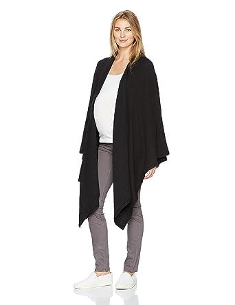 db5bda0be1f1e Amazon.com  Ingrid   Isabel Women s Maternity Cozy Wrap