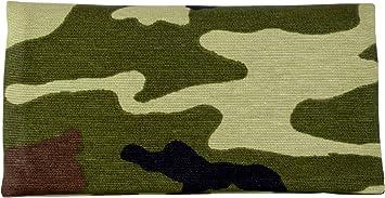 Plan B Blague /à Tabac Yolo Mimetic 50 GR de Tabac avec Poche en Caoutchouc EVA extractible Vert 17,5 x 8,5 cm