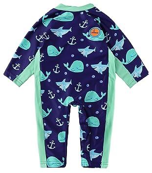 Swimbubs Bañador UV Bebé Traje de baño de Traje de baño para niños ...