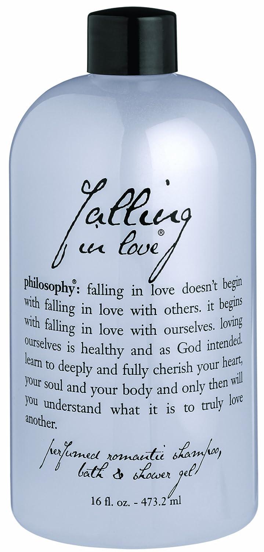 amazon com philosophy falling in love shampoo bath shower gel amazon com philosophy falling in love shampoo bath shower gel 16 ounces bath and shower gels beauty