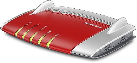 6 opinioni per AVM FRITZ!20002584 Box 7490 Modem, Compatibile Esclusivamente con il Mercato