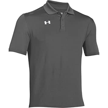 Under Armour Team Armour Polo para hombre., XXXL, Graphite: Amazon ...