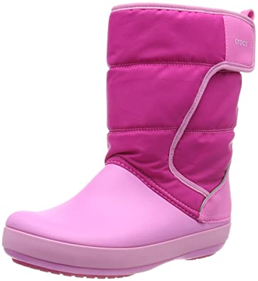 eda0ce3a6d440a crocs Kids  LodgePoint Snow Boot K