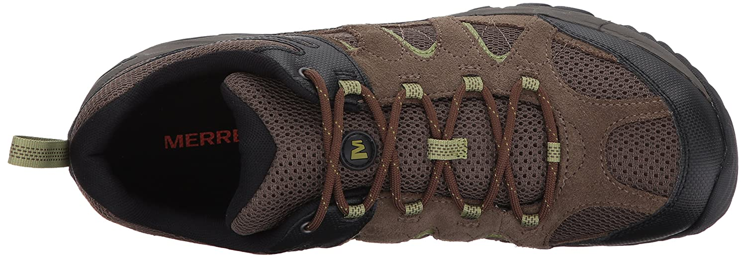 Merrell Boot Women's Outmost Vent Hiking Boot Merrell B01NBKQE8I 10 D(M) US|Boulder/Brown1 2a1278