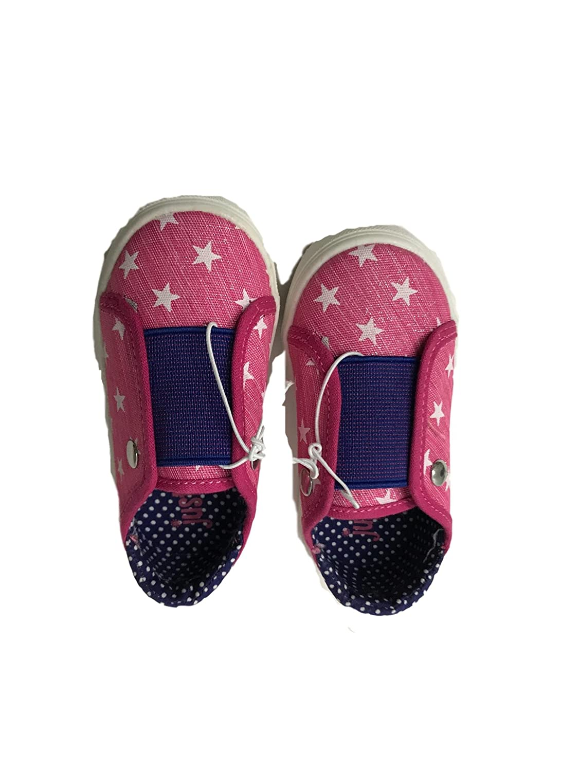 Just Buds Toddler Size 6 Pink Star