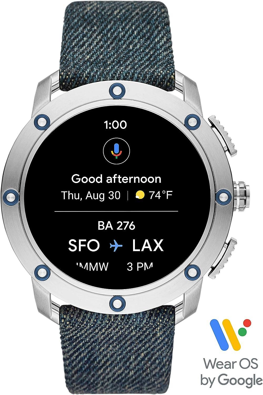 Amazon.com: Watch Smartwatch Man Diesel Axial DZT2015 ...