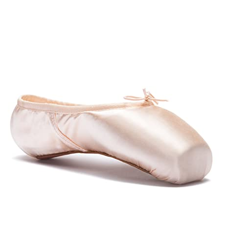 Bloch Europea Equilibrio Zapatillas de Ballet, Ballet Pointe Zapatos, Señoras, niñas