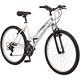 26' Roadmaster Granite Peak Women's Bike, Multiple Colors (White)