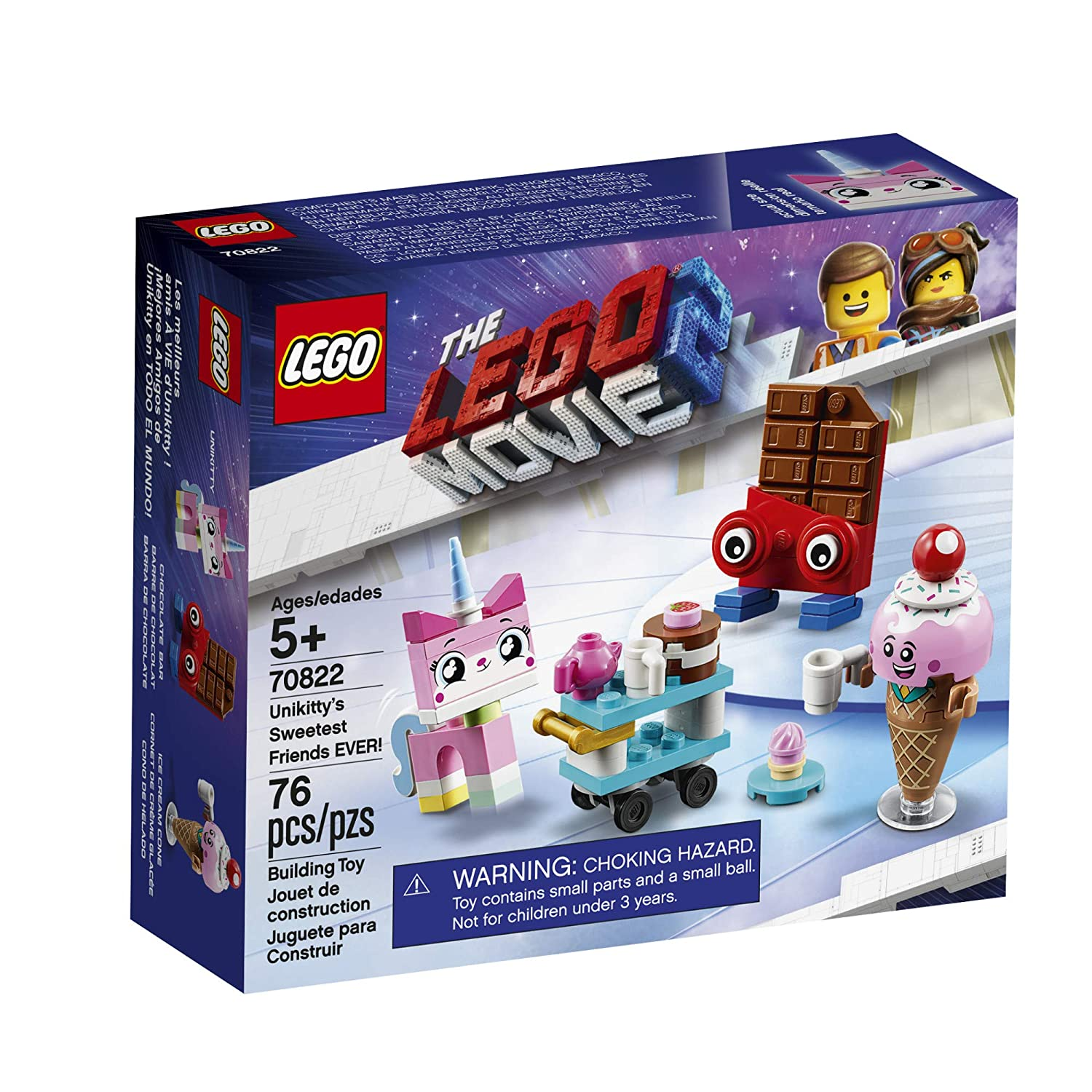 Top 7 Best LEGO Unikitty Sets Reviews in 2020 6
