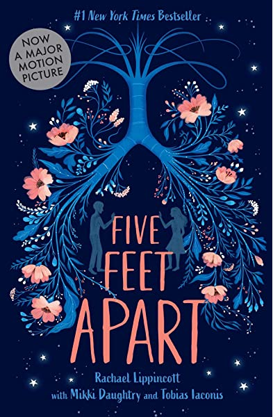 Five Feet Apart 9781534437333 Lippincott Rachael Daughtry Mikki Iaconis Tobias Books