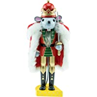 Clever Creations - Cascanueces Tradicional de Navidad Coleccionable