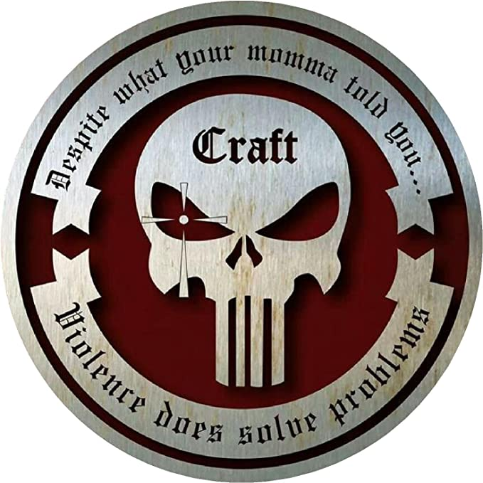 2pcs Decal Craft Military Chris Kyle American Sniper Vinyl 2 5
