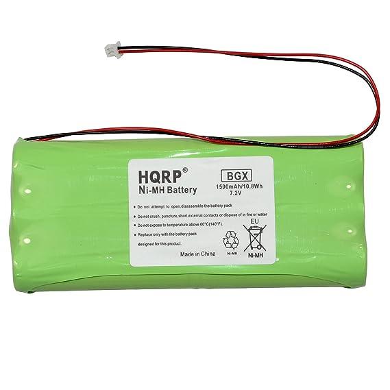 HQRP - Batería para 6ph-aa1500-h-c28 dsc9047 power-series ...