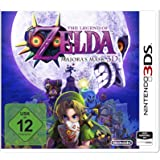 The Legend of Zelda: Majora's Mask 3D [Importación Alemana]