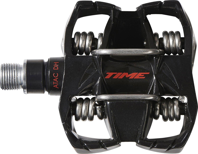 TIME(タイム) 自転車 マウンテン バイク MTB エンデューロ ビンディング ペダル ATAC DH 4 重量:238g/片側 T2GV014 B075MJLBLZ