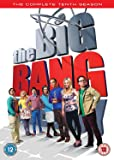 The Big Bang Theory Season 10 [DVD PAL方式 日本語無し](Import版)