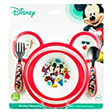 The First Years Disney Baby Mickey Mouse Feeding