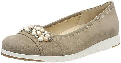 Gabor Damen Comfort Sport Geschlossene Ballerinas: