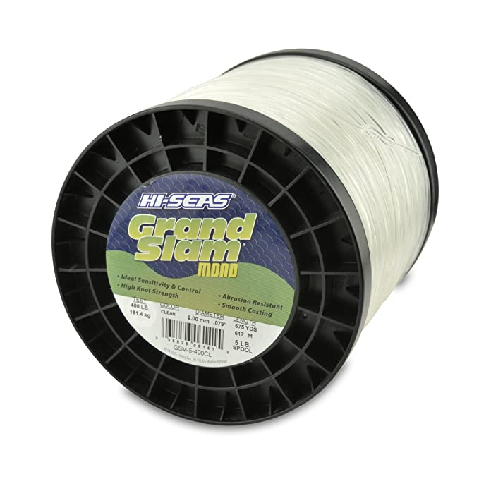Best Monofilament Lines : Hi-Seas Grand Slam Monofilament Line