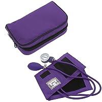 Manual Blood Pressure Monitor BP Cuff Gauge Aneroid Sphygmomanometer Machine Kit...