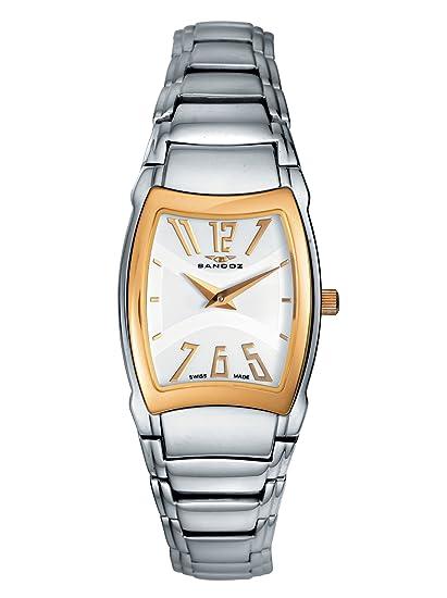 Sandoz 71578-10 - Reloj de Señora metálico