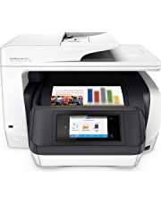 HP OfficeJet Pro 8720 Wireless All-in-One Photo Printer with Mobile Printing (M9L75A), White