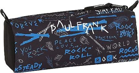 Safta Estuche Escolar de Paul Frank: Amazon.es: Equipaje