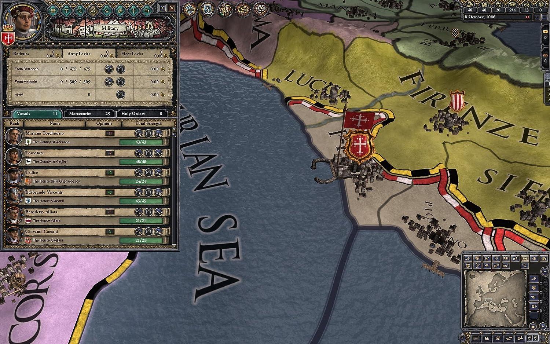 Amazon com: Crusader Kings II: The Republic DLC [Download]: Video Games