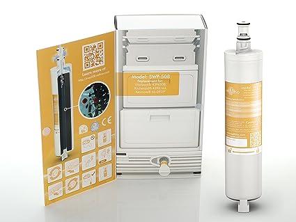Kühlschrank Hygiene Filter : Neuheit: wasserfilter swp 508 ersetzt whirlpool 4396508 kitchenaid