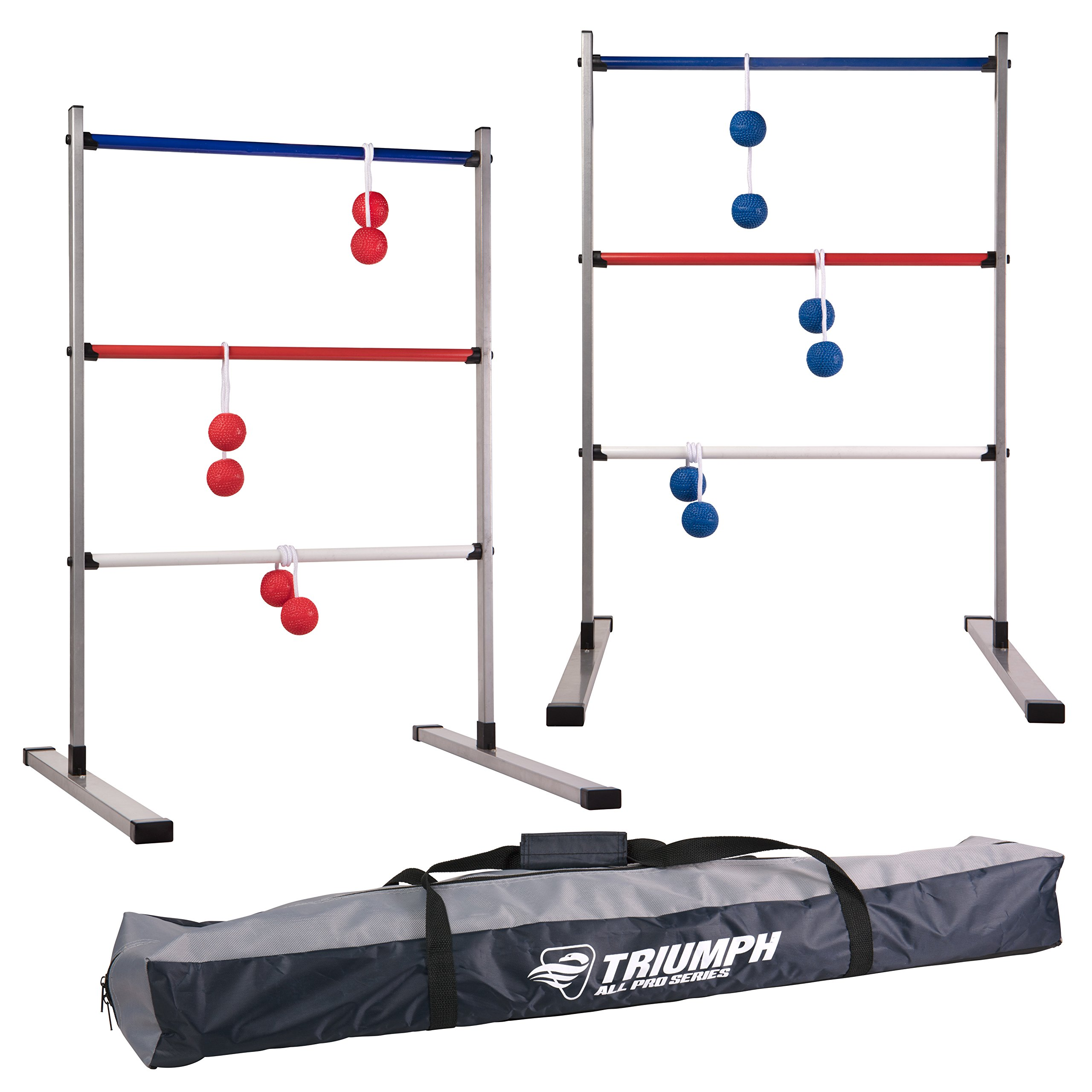 Triumph All Pro Series Pressure Fit Ladderball Set by Triumph Sports