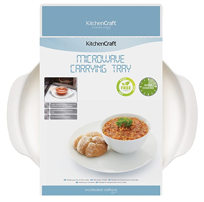 Soups Cup Microwave Dishes Microwave Warm up Plate Ø9 3//8in Dish