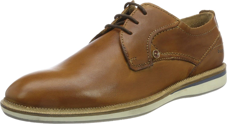 Bugatti 322409031000, Zapatos de Cordones Derby para Hombre