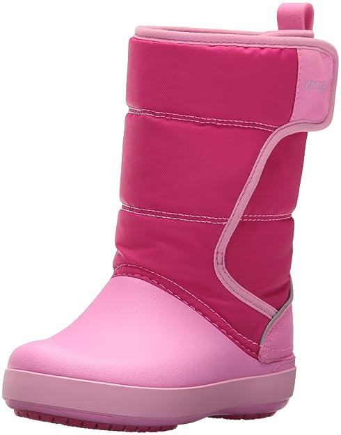 f4a97d2b8bc43a Crocs LodgePoint K Snow Boot