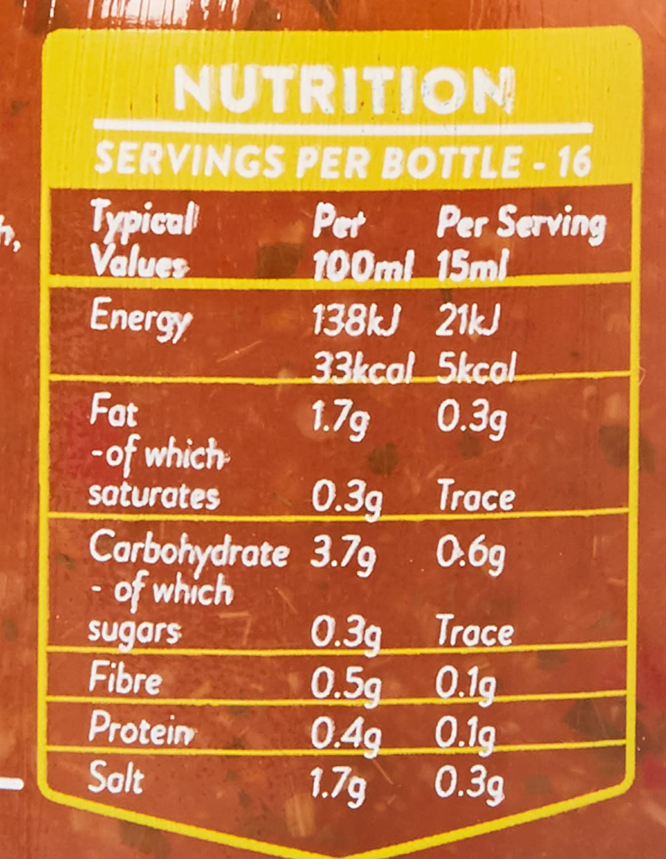 Keto sauce in uk supermarkets? : ketouk
