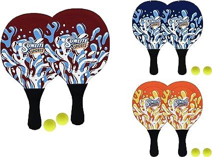 Amazon.com: Soak Series playa de agua Paddle, colores Vary ...